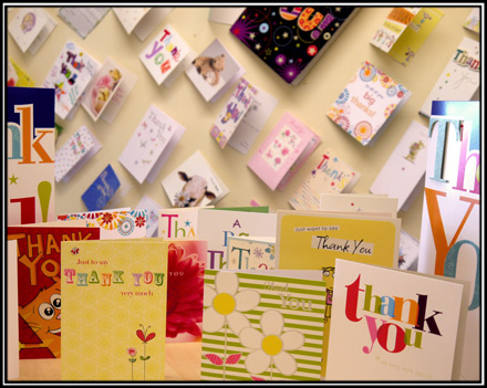 KSOL Reviews and Thank You Cards
