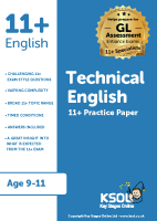 11 plus practice Technical English