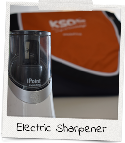 11 Plus Prize - Electric Sharpener