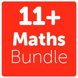 11+Maths Bundle