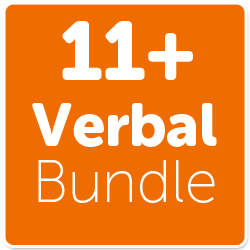 11+Verbal Bundle