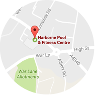Harborne Centre Location