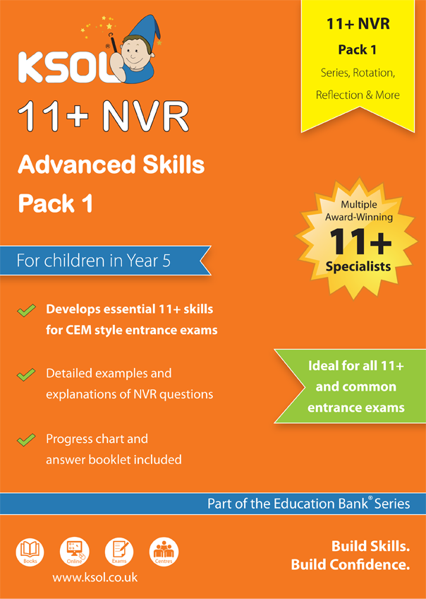 11+ NVR advanced skills 1