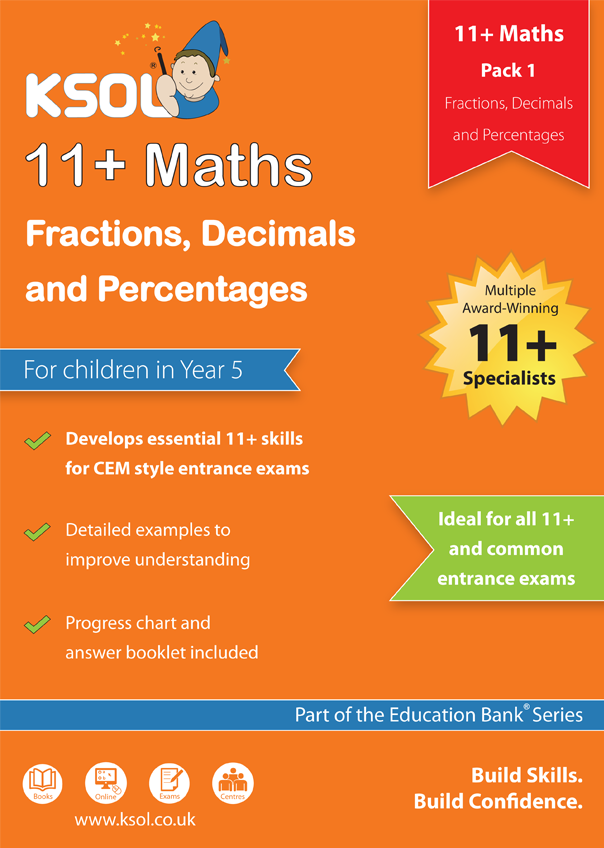 KSOL Maths Pack 1