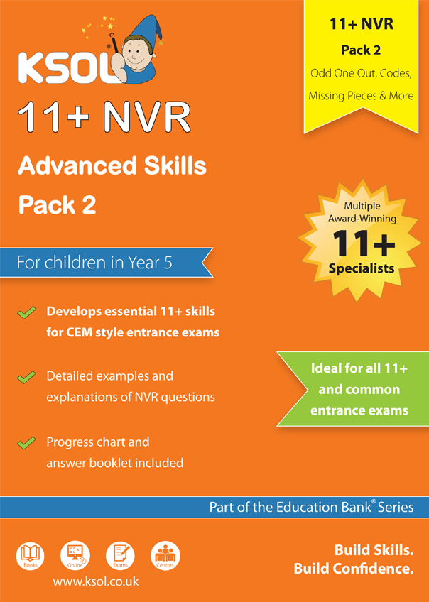 11+ NVR advanced skills 2